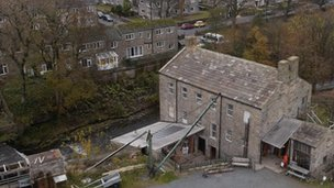 Gayle Mill in North Yorkshire