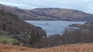 Glenridding village and Ullswater - used as generic image