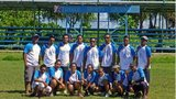 Queen's Baton Relay stopped at Tuvalu's