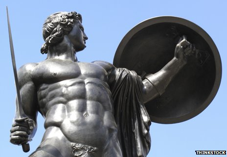Statue of Achilles