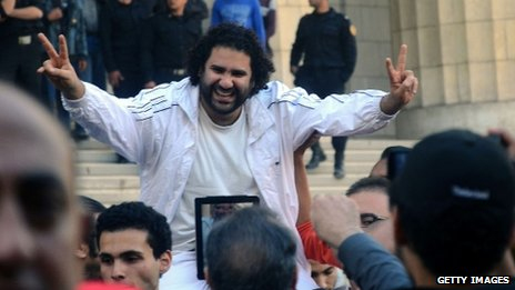 Alaa Abdul Fattah