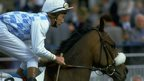 Lester Piggott racing in 1990