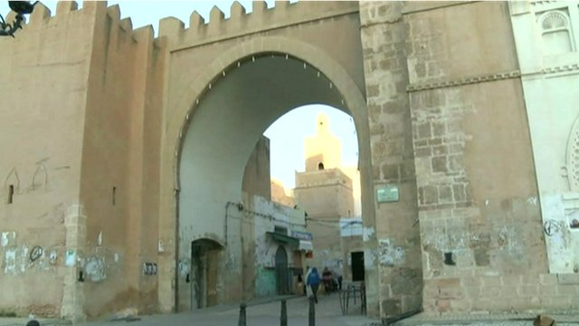 Sfax City walls