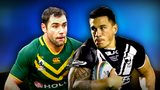 Cameron Smith and Sony Bill Williams