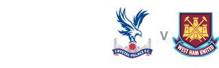 Crystal Palace v West Ham