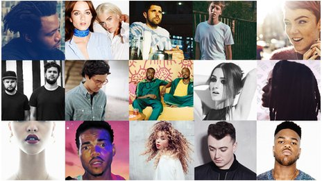 BBC Sound of 2014 longlist artists