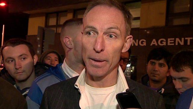 Jim Murphy MP