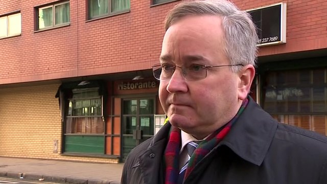 Councillor Gordon Matheson