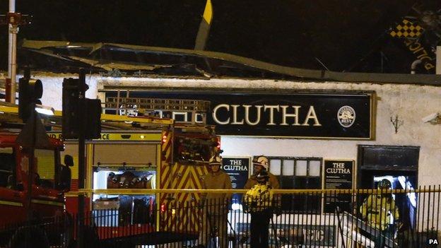 Clutha Vaults