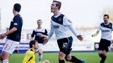 David Templeton grabbed Rangers' second in the Scottish Cup victory at Falkirk