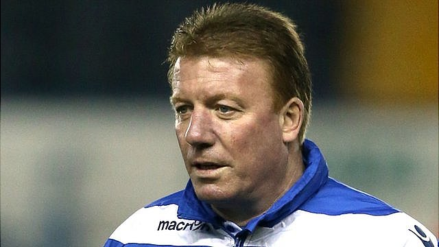 Bury caretaker manager Ronnie Jepson