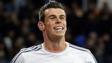 Real Madrid's Gareth Bale scores his third goal