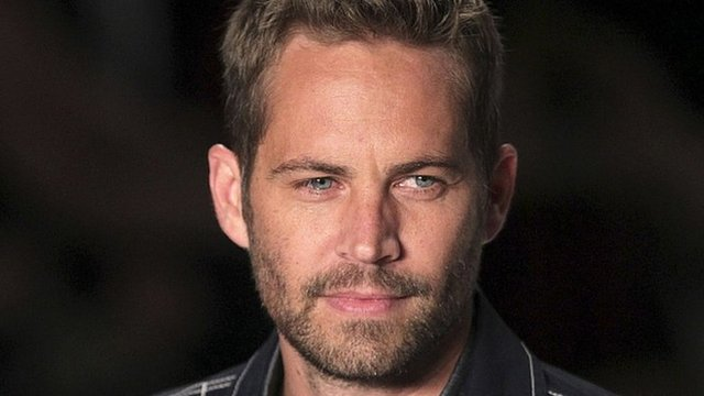 Paul Walker (file image)