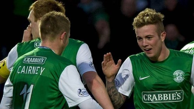 Highlights - Ross County 0-1 Hibernian