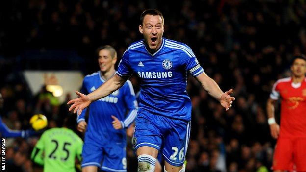 BBC Sport - Chelsea 3-1 Southampton