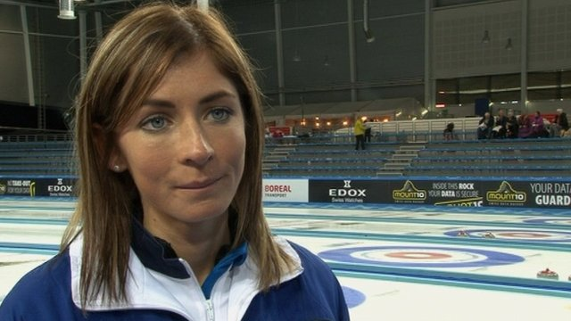 Interview - Scotland skip Eve Muirhead