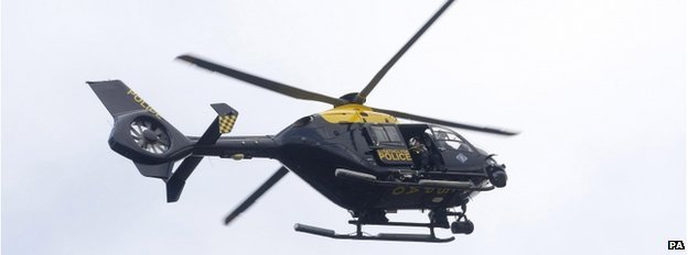 Police Scotland EC-135