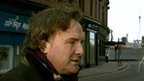 Alan Crassan, owner of the Clutha pub in Glasgow