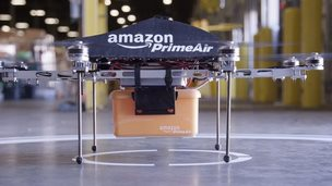 Amazon Octocopter