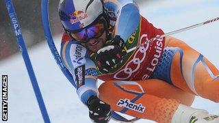 Norwegian skier Aksel Lund Svindal