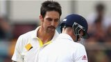 Mitchell Johnson & Joe Root