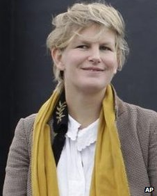 2013 Turner Prize-winning artist Laure Prouvost