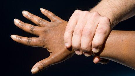hand grab