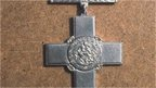 The George Cross medal