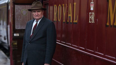 Jim Broadbent in The Great Train Robbery
