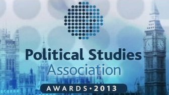 Political Studies Association Awards 2013