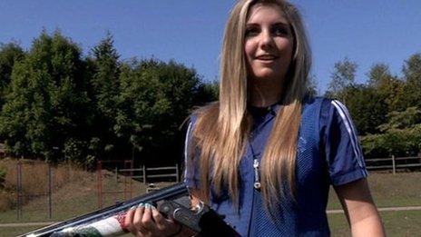 Shooter Amber Hill