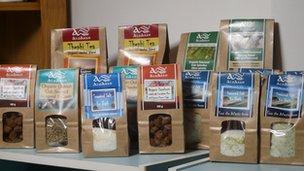 AlgAran products