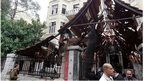 Deadly blast in central Damascus
