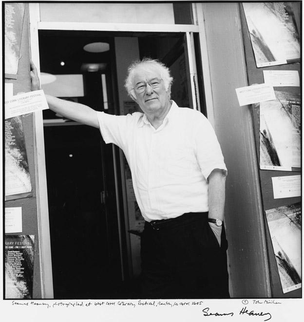 Seamus Heaney, 2005