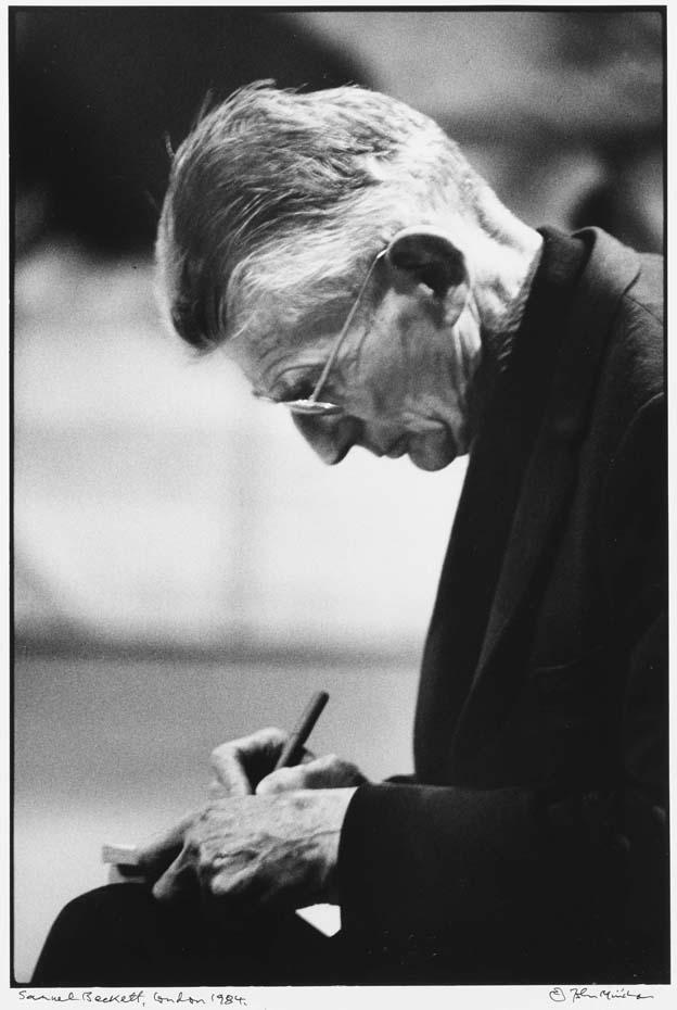 Samuel Beckett, 1984