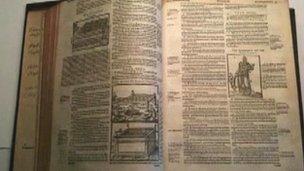 missing bible