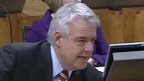 First Minister Carwyn Jones