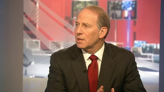 Richard Haass on World News America