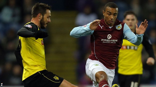 Burnley and Watford play out a goalless draw at Turf Moor