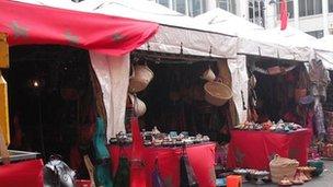Moroccan market (generic)