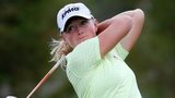 Stacy Lewis in action