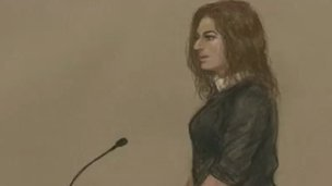 Nigella Lawson in court