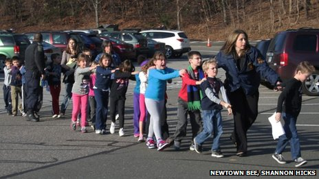Newtown massacre 911 calls released...