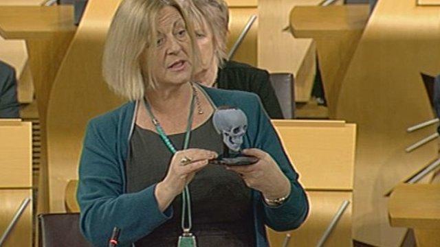 SNP MSP Linda Fabiana