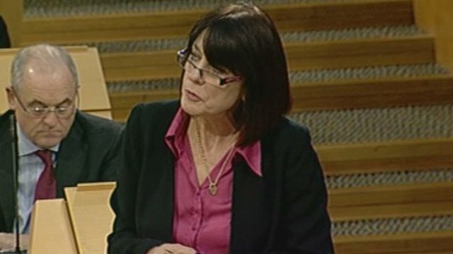 Labour MSP Mary Fee
