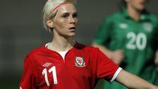 Wales captain Jessica Fishlock