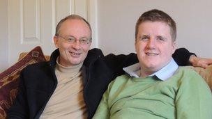 Steve Clarke and David Robinson