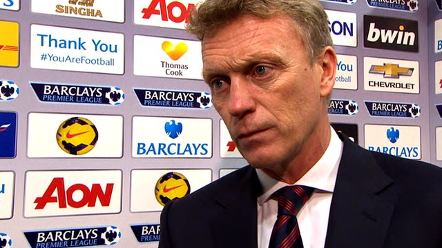 David Moyes speaks after suffering a 1-0 defeat to Everton