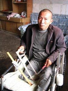 Farmer Zheng Yanliang