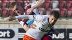 Dundee United v Heart of Midlothian
